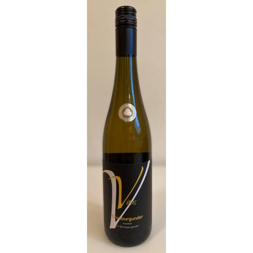 Grauburgunder 2017 Qualitätswein im Barrique gereift